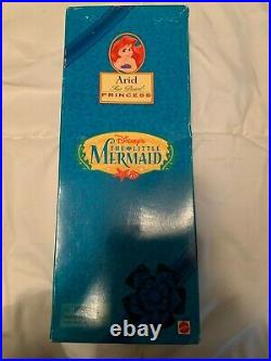Vintage 1997 Disney The Little Mermaid Sea Pearl Princess Ariel Doll New