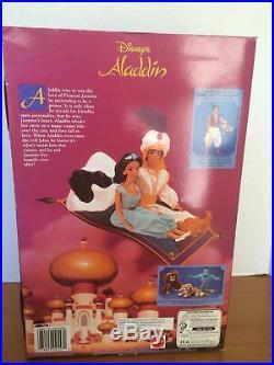 @-barbiedisneyjasminecollectorpuppe/princess/ken/1992/vintagejasmin-aladdin